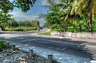 East Bay Street & Village Road at Montagu - Nassau, The Bahamas by Jeremy Lavender Photography