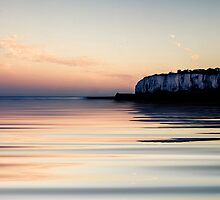 The White Cliffs by Ian Hufton