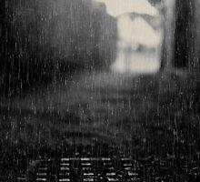 September morning rain by Nicola Smith