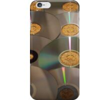 CD's Galore iPhone Case/Skin