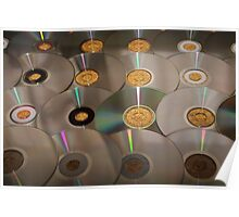 CD's Galore Poster