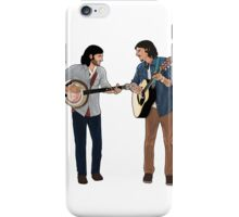 Seth & Scott iPhone Case/Skin