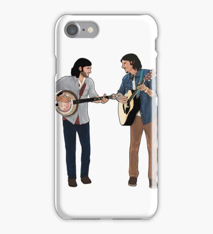 Seth & Scott iPhone Case/Skin