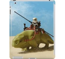 Sandtrooper iPad Case/Skin