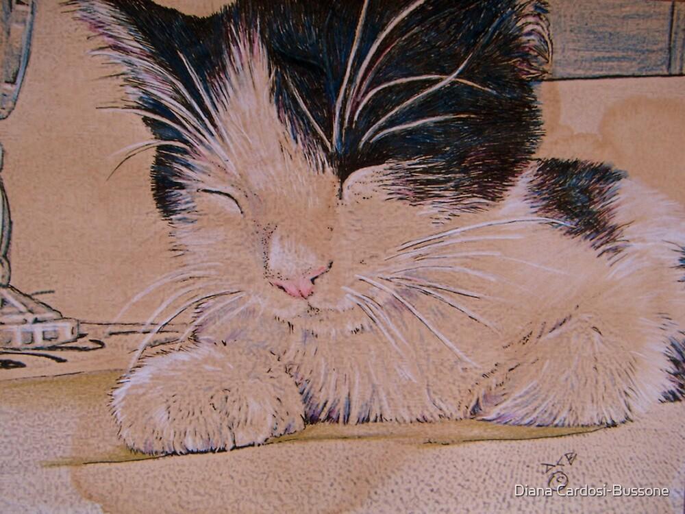 Nap Time for Bobbie by Diana Cardosi-Bussone
