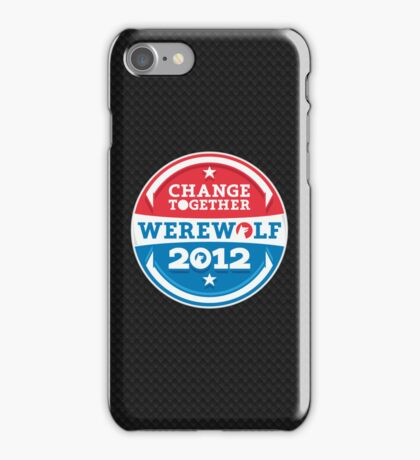 YES LYCANS iPhone Case/Skin