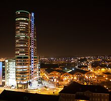 Bridgewater Place | Leeds@Night by scottsmithphoto