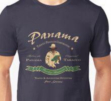 Panama Tabaco Unisex T-Shirt