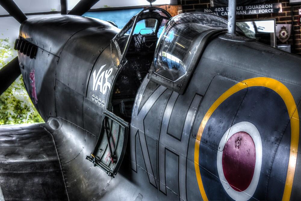 Call me Spitfire by Ian Hufton