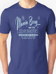 Marvin Berry and the Starlighters - Back to the Future T-Shirt