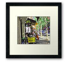 Greenwich Village  Framed Print
