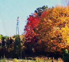 Spirit of Fall by Ailinn
