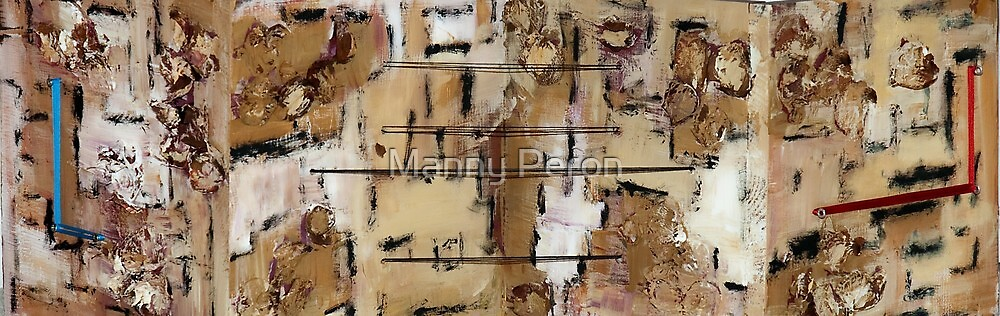 Emulsion by Manny  Peron
