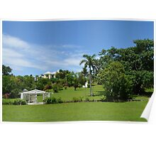 Property on Eastern Road in Nassau, The Bahamas Poster