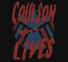 Coulson Lives - Badge by perilpress