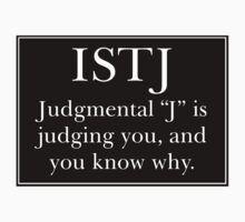 ISTJ #1 by iamwholocked1