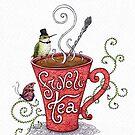 Frivoli-Tea  by Mariya Olshevska