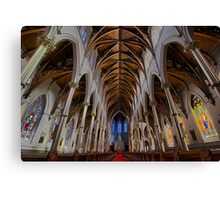 CATHEDRAL OF THE HOLY CROSS Canvas Print