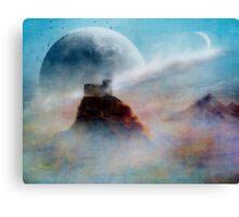 Morning On Arc Canvas Print