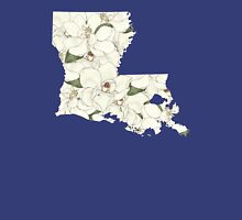 Louisiana Flowers Unisex T-Shirt