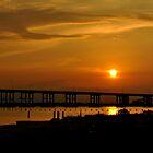 Mississippi Sunset by Kajungurl