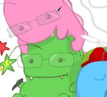 Dinostars - Ending Summer Sticker