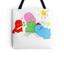 Dinostars - Ending Summer Tote Bag
