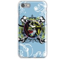 Zombie shield 2 iPhone Case/Skin