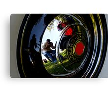 Super Eight Packard Canvas Print