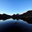 Let the magic begin_Cradle Mountain by Sharon Kavanagh