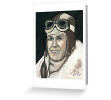 Old Pilots Never Die They Just Buzz Off Greeting Card