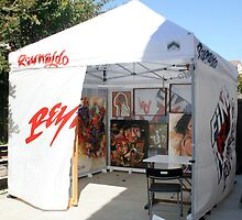 Road Show Display Tent by Reynaldo