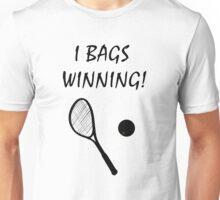 I Bags Winning! - Squash Unisex T-Shirt