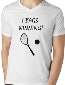I Bags Winning! - Squash Mens V-Neck T-Shirt