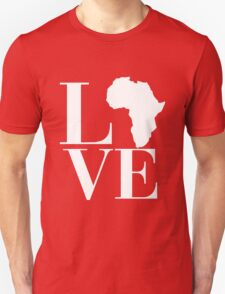 Love Africa T-Shirt