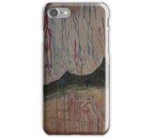 Occupied By Nothing iPhone Case/Skin