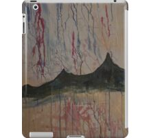 Occupied By Nothing iPad Case/Skin