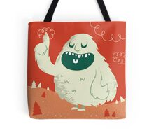 the Wise Monster Tote Bag