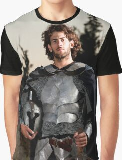 A knight in shining armour  Graphic T-Shirt