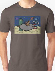 Teddy Bear And Bunny - Filler Up T-Shirt