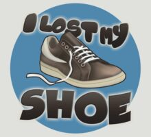 I Lost My Shoe by ElocinMuse