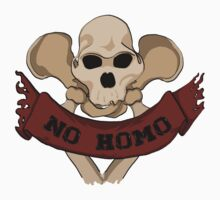 No Homo (Australopithecine) Pun by tundrakatiebean