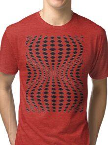 HOUR GLASS (Phoney) Tri-blend T-Shirt
