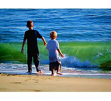 A Child's Memory Photographic Print