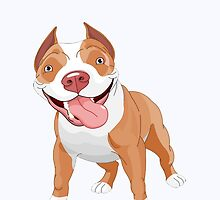 Cute Pit Bull by sale