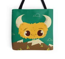 the Lost Monster Tote Bag
