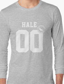 """Teen Wolf - """"HALE 00"""" Lacrosse  Long Sleeve T-Shirt"""