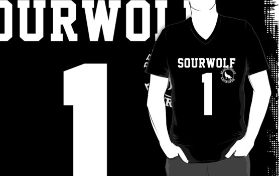 "Teen Wolf ""SOURWOLF 1"" Lacrosse by kinxx"