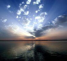 Sancti Petri Sunrise by manateevoyager
