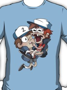 Gravity Falls - Tyrone+PJ T-Shirt
